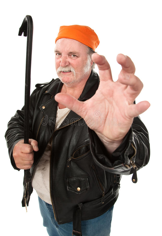 Download Crowbar Grip stock photo. Image of felon, hand, grease - 15116868
