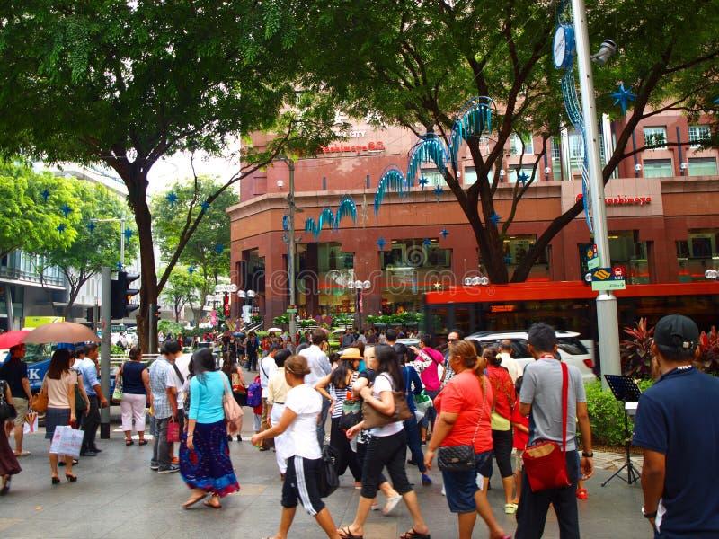 Crowd royalty free stock photo