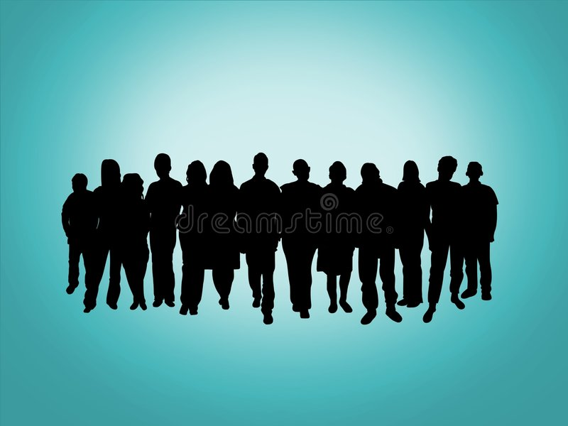Download Crowd Royalty Free Stock Photos - Image: 1799318
