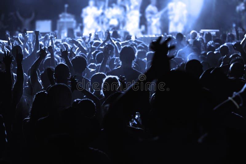 Crowd royalty free stock image