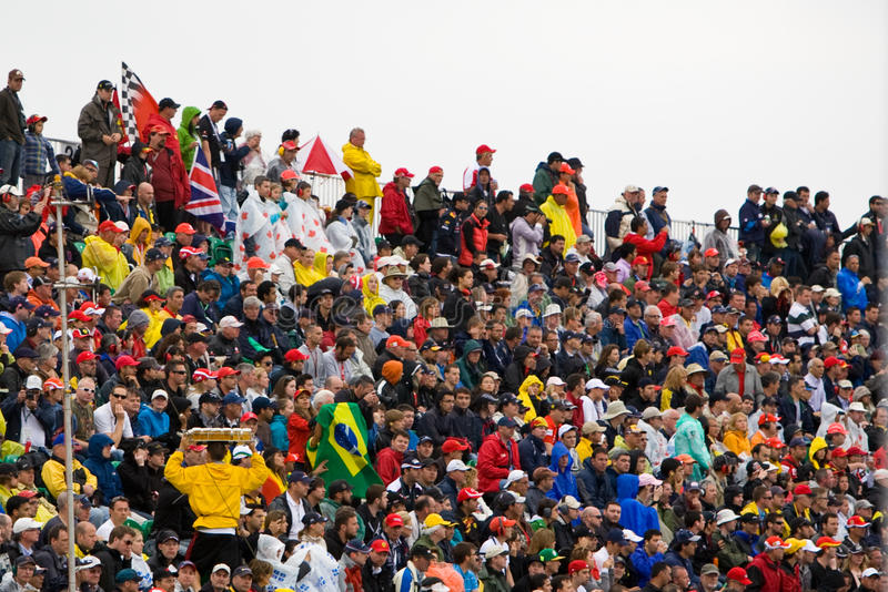 Download The Crowd At Montreal Grand Prix Editorial Image - Image: 22749270
