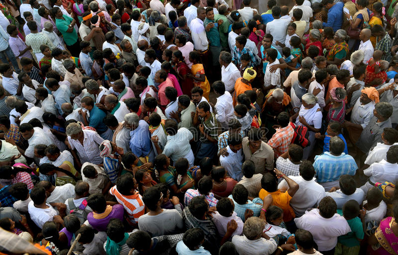 CROWD TEXTURE stock images