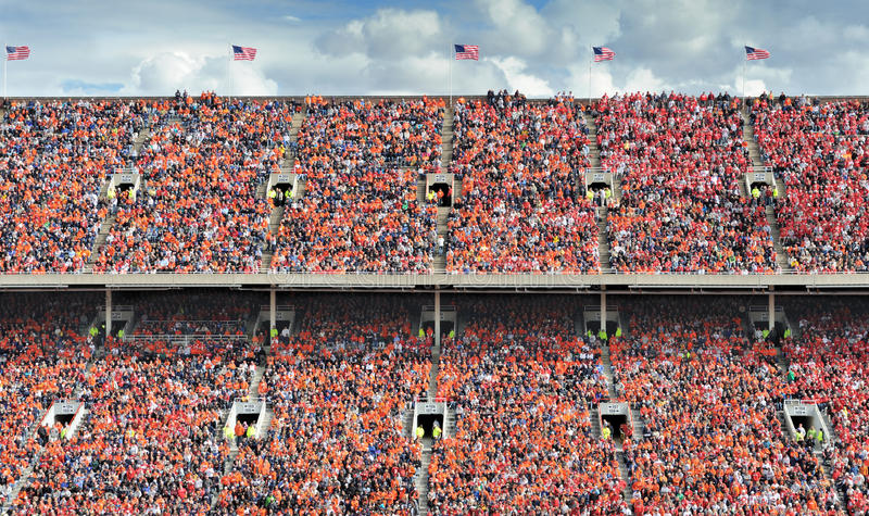 Download Crowd of thousands editorial photo. Image of homecoming - 16335146