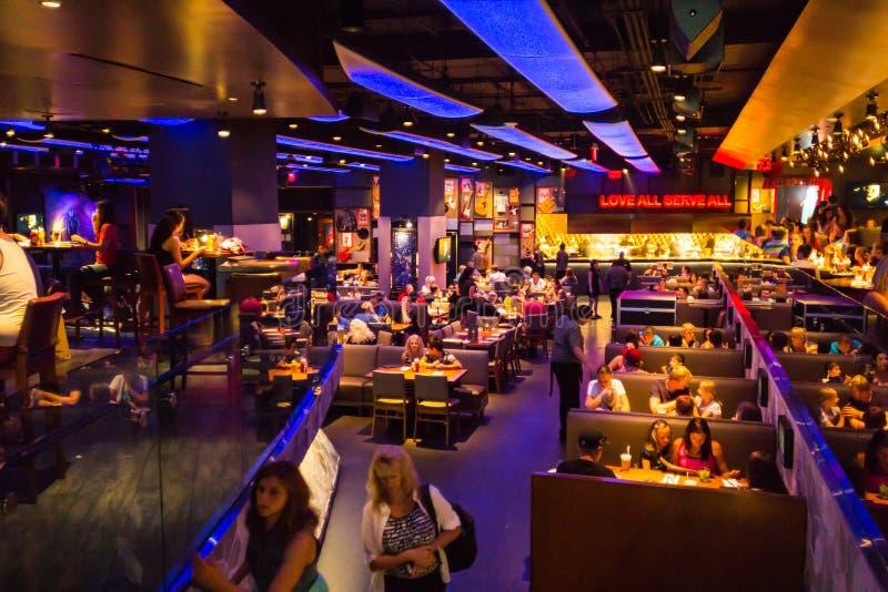 Hard Rock Cafe Hollywood Los Angeles Ca