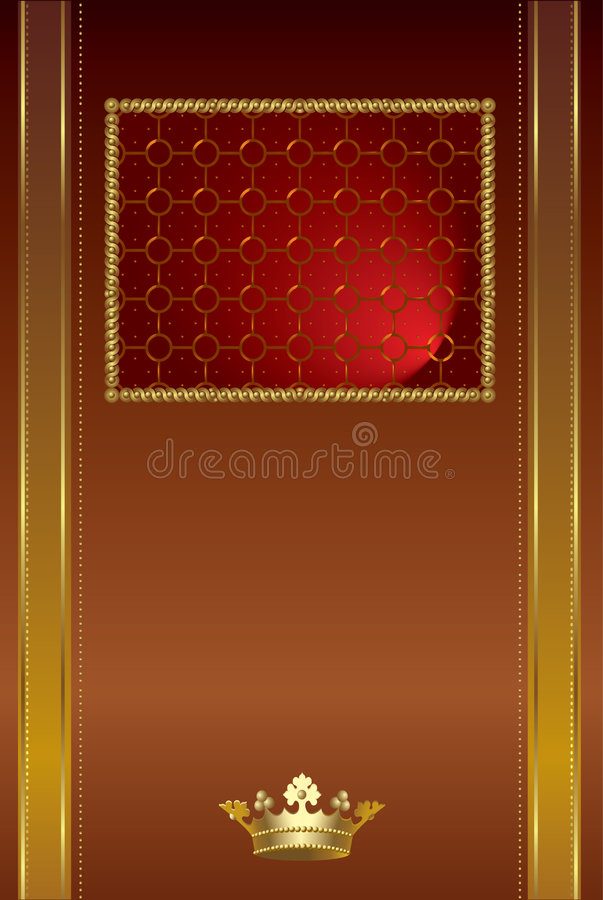Download Crown. stock vector. Image of card, image, compositions - 7753766
