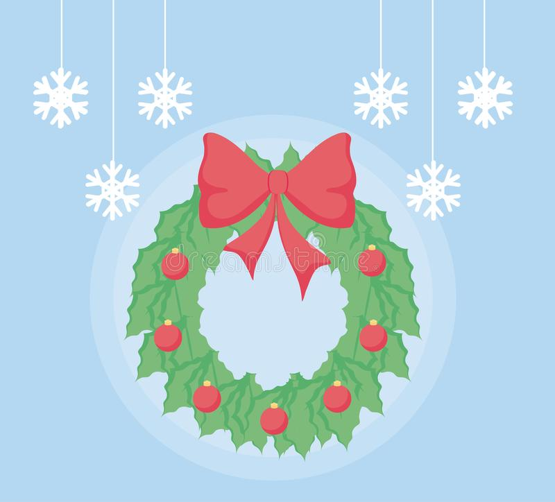 Free Crown Decoration Of Christmas Royalty Free Stock Photography - 130506787