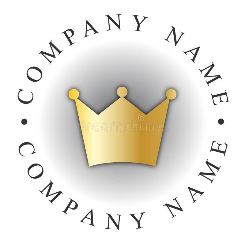 Download Crown logo stock vector. Image of design, jewelry, black - 18819330