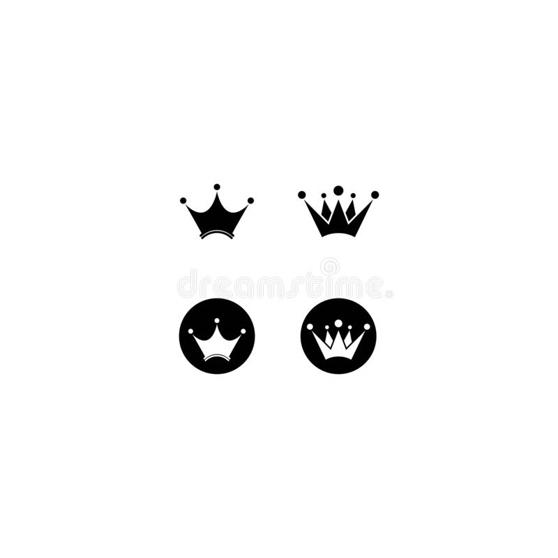 Black Baroque Shield Elements Vector:  Baroque Clipart. Calligraphy Style. Stock Vector
