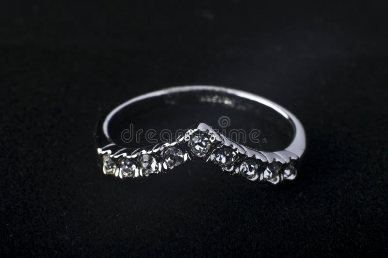 Download Crown rings stock image. Image of sliver, metal, jewels - 7465295