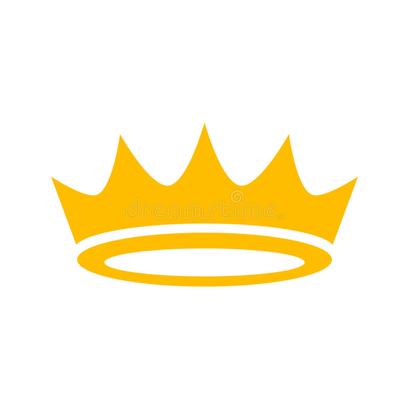 crown vector icon stock vector illustration of collection 57756975 rh dreamstime com crown vector clipart crown vector clipart