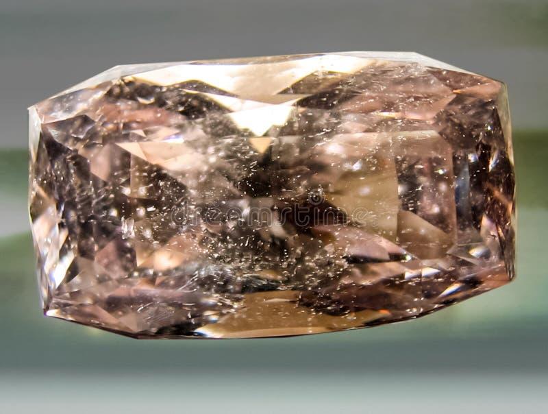 Crowned gemstones. Rubies royalty free stock image