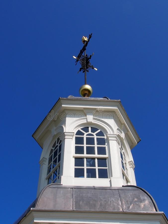 Crowning Cupola arkivfoto