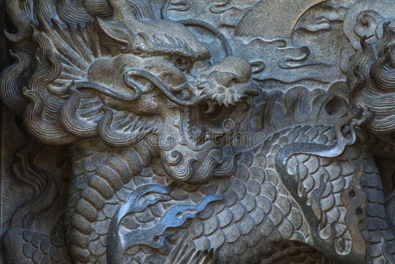 Croyances religieuses chinoises, pierre découpant, religion photographie stock