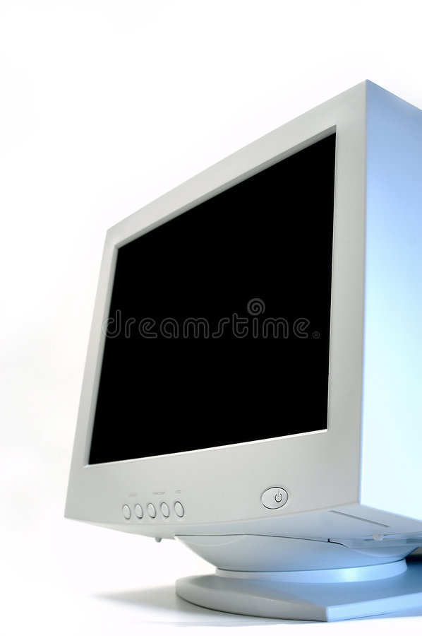 Download CRT monitor stock photo. Image of graphical, business - 1766860