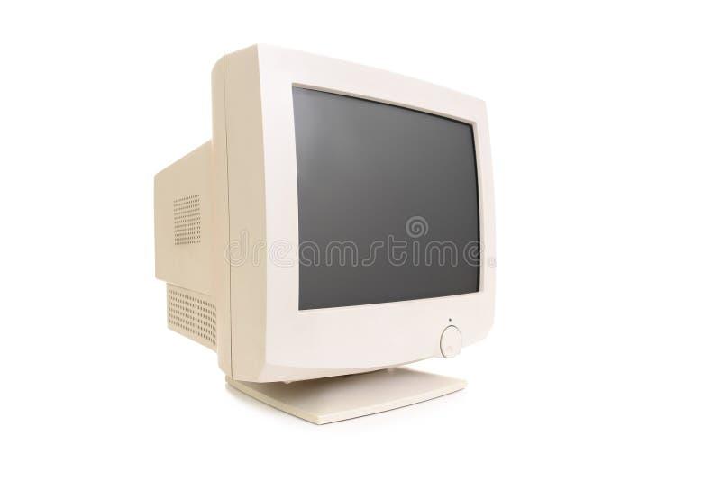 CRT monitor stock fotografie