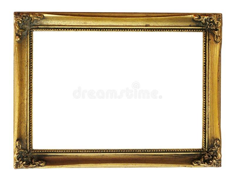 cru d'or de trame photo libre de droits