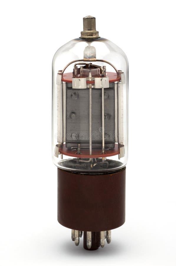 3D21WB de tube électronique photographie stock libre de droits