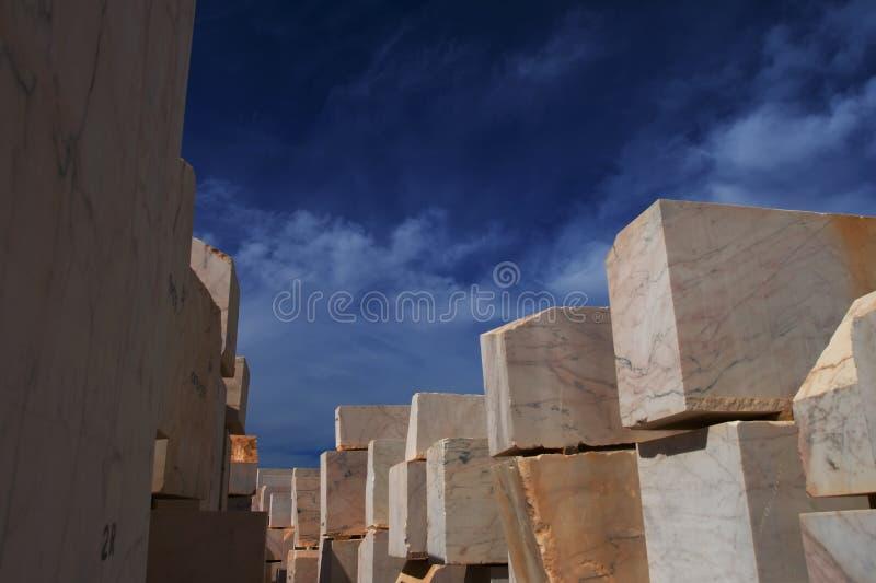 Cru de mármore fotografia de stock royalty free