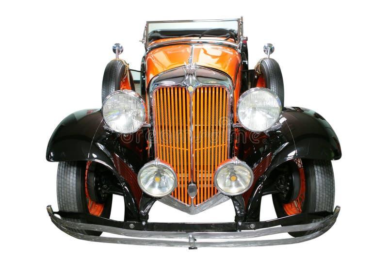 cru de rouge d'automobile photos stock