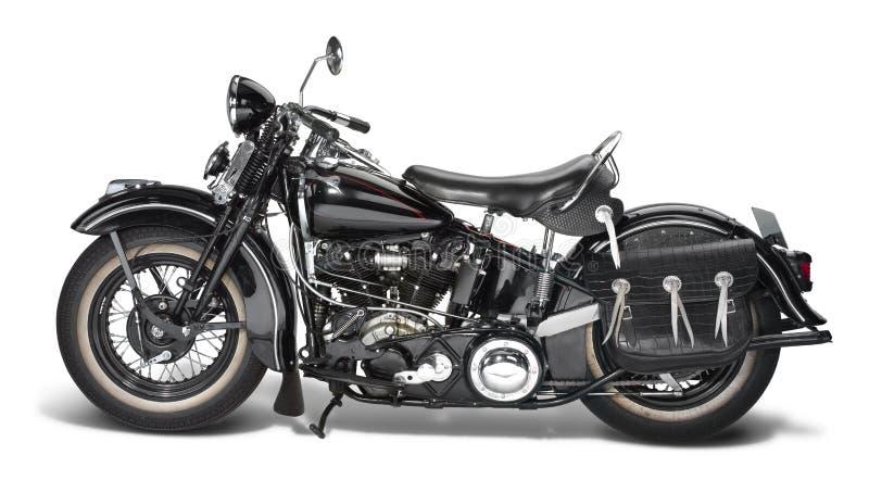 Cru Motorbike images libres de droits