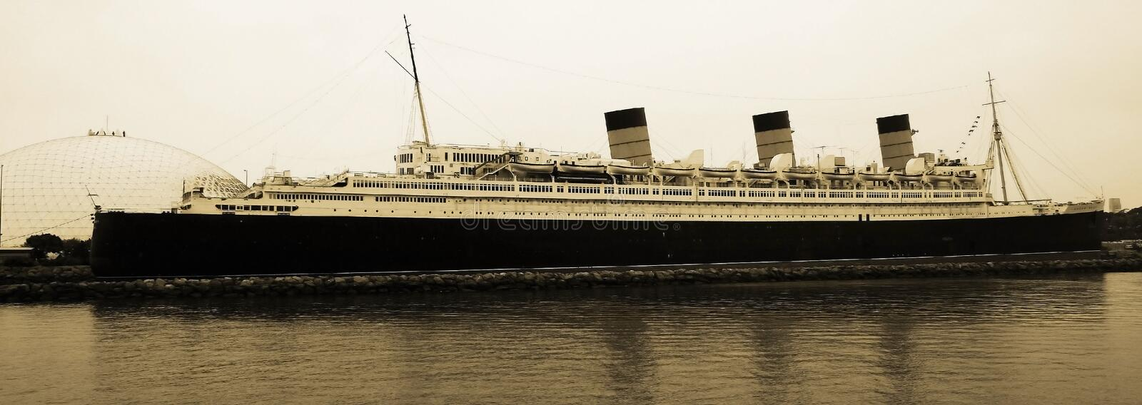 Cru Queen Mary image stock