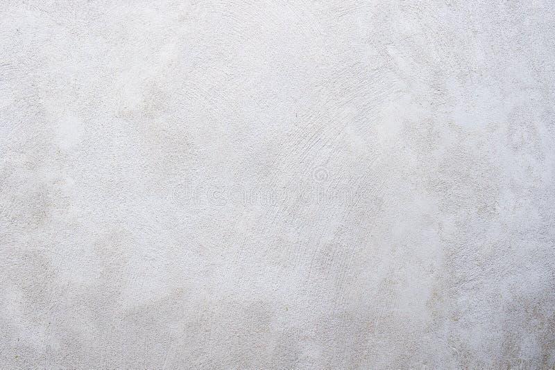 Cru rayé ou fond blanc, gris, beige grunge de ciment naturel, plâtre ou pierre Vieille texture photos libres de droits
