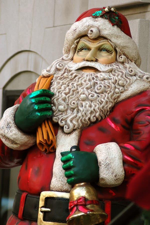 Cru Santa photographie stock