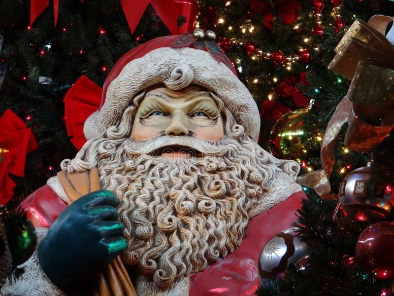Cru Santa images libres de droits