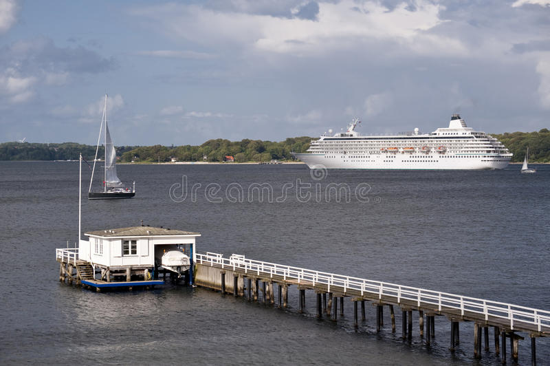 Crucero fotografía de archivo