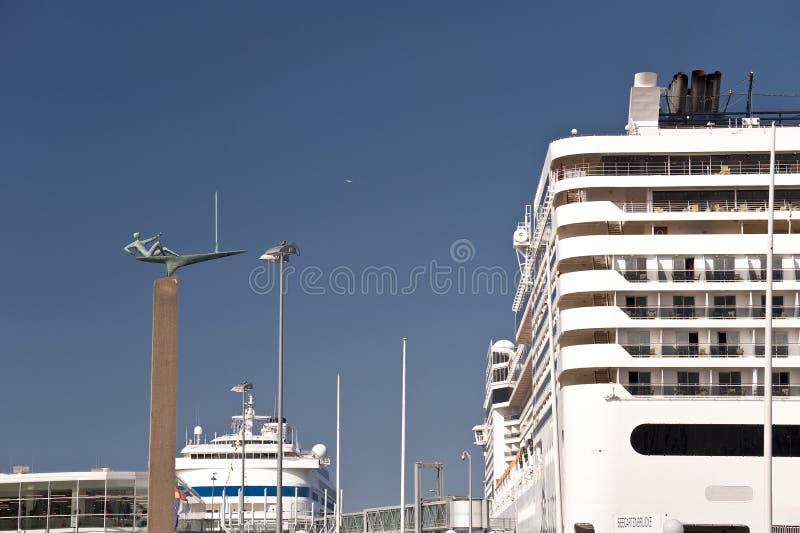Crucero imagen de archivo