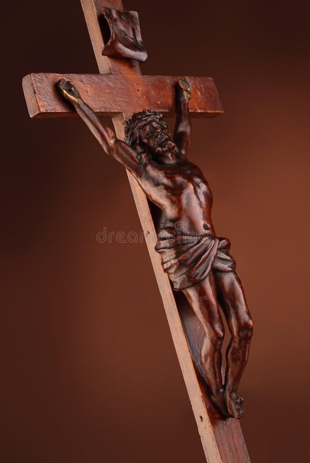 A crucificação imagens de stock royalty free