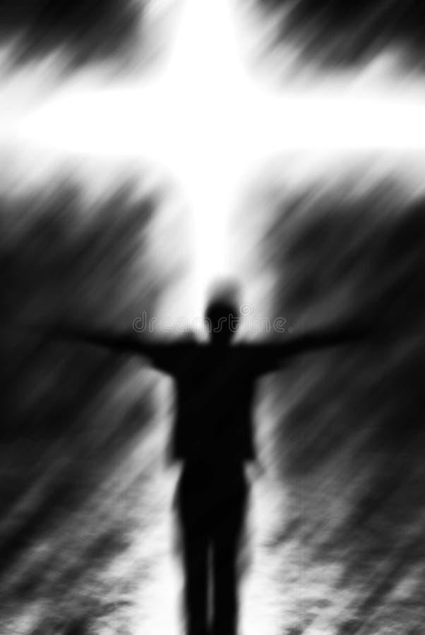 Crucification fotografía de archivo libre de regalías
