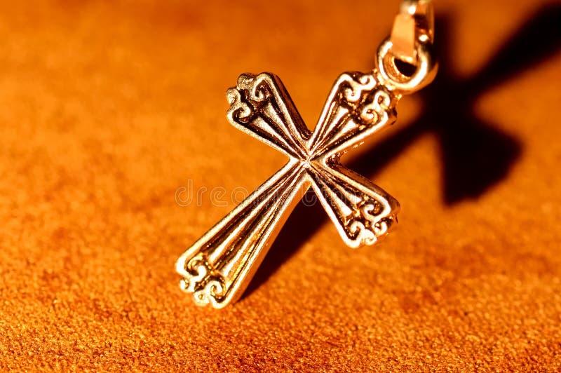 Crucifix Photographie stock