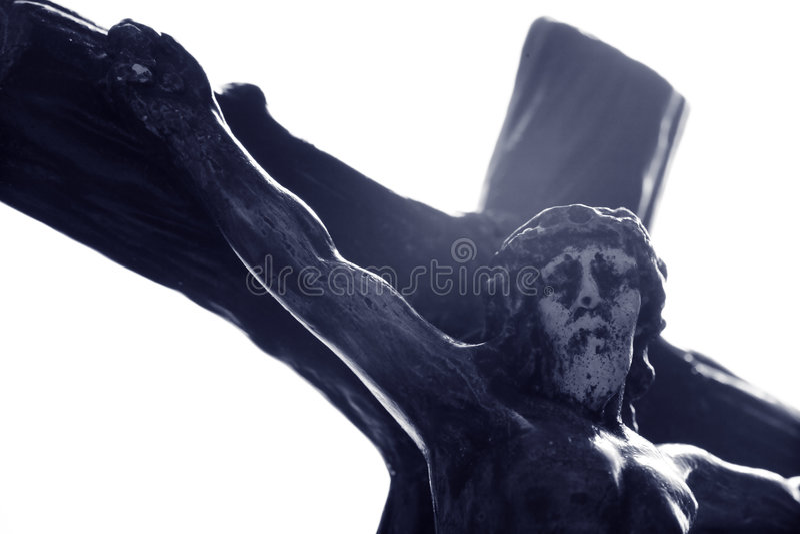Crucifix foto de stock