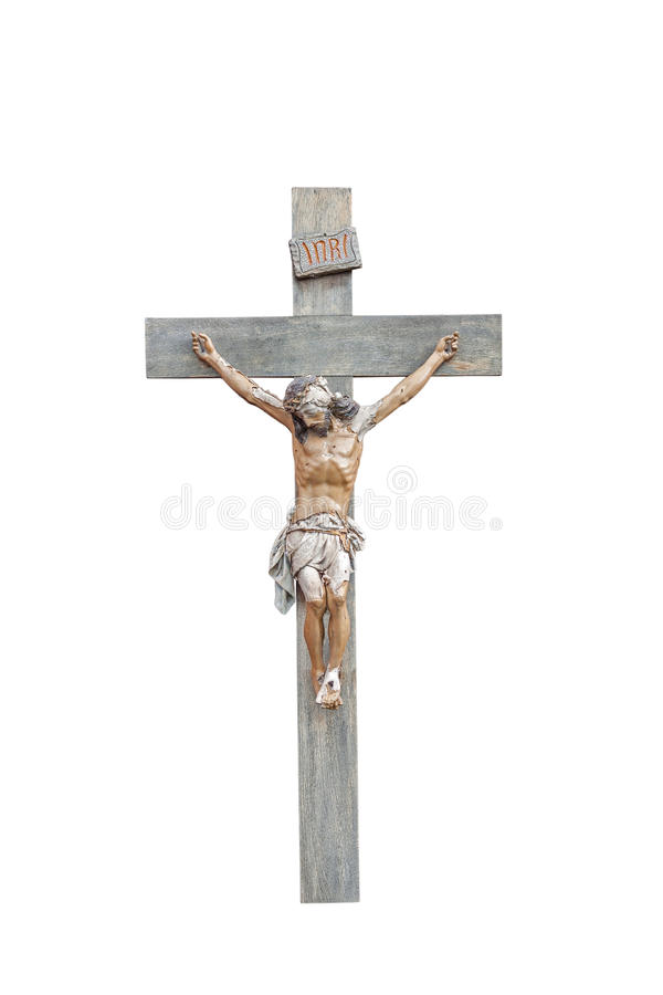 Download Crucifix foto de archivo. Imagen de cristo, cristianismo - 41900280