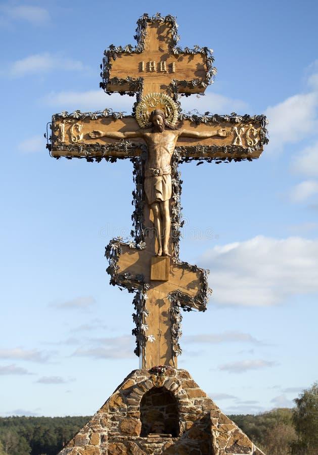crucifix imágenes de archivo libres de regalías