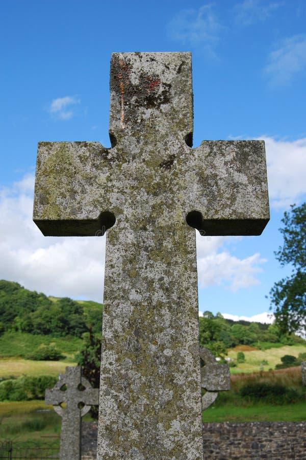 Free Crucifix Gravestone Stock Photography - 7579672