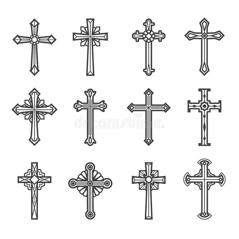 Free Crucifix Vintage Images Stock Photos - 169817903