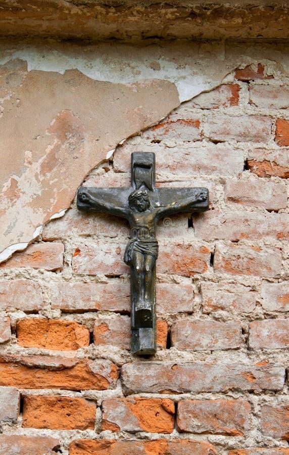 Crucifixión foto de archivo libre de regalías