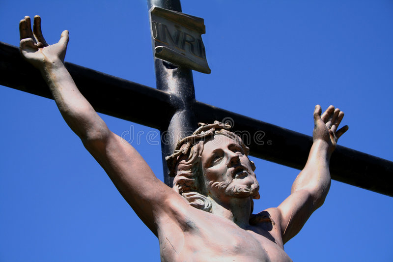 Download Crucifixion Stock Photography - Image: 1051902