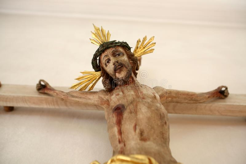 crucifixion stockbilder