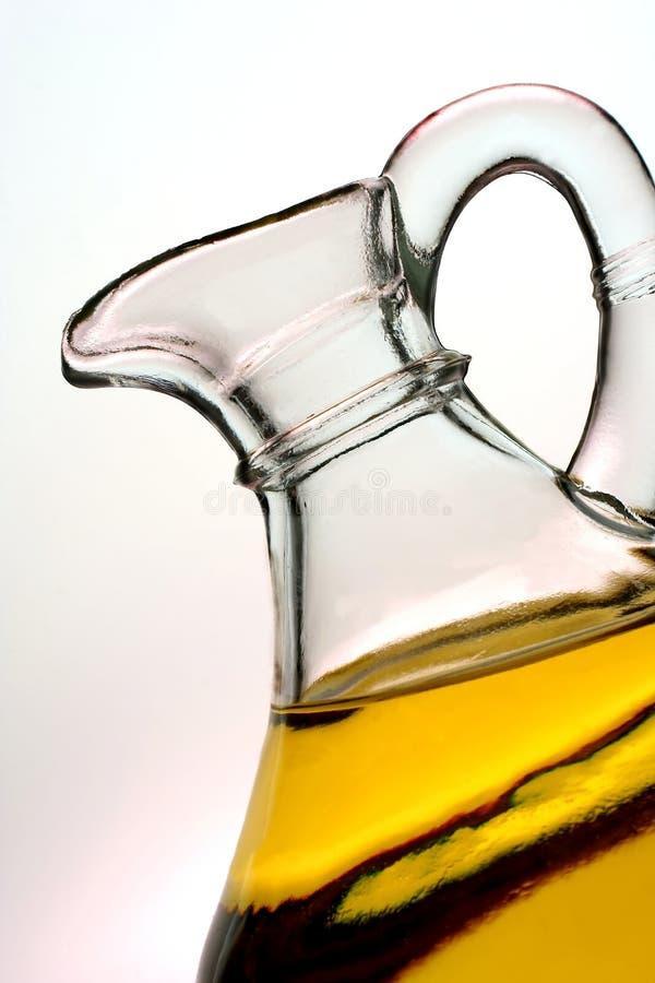 cruet olive oleju obrazy stock