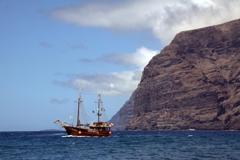 Cruise stock foto's