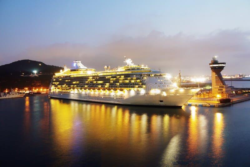 cruise royalty-vrije stock foto's