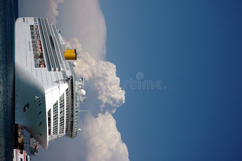 Cruise royalty-vrije stock afbeelding