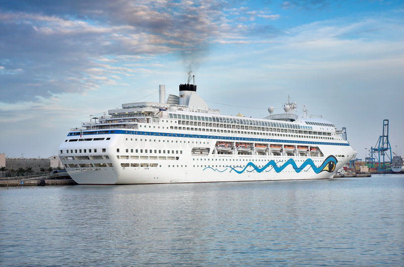 Cruise I royalty-vrije stock foto