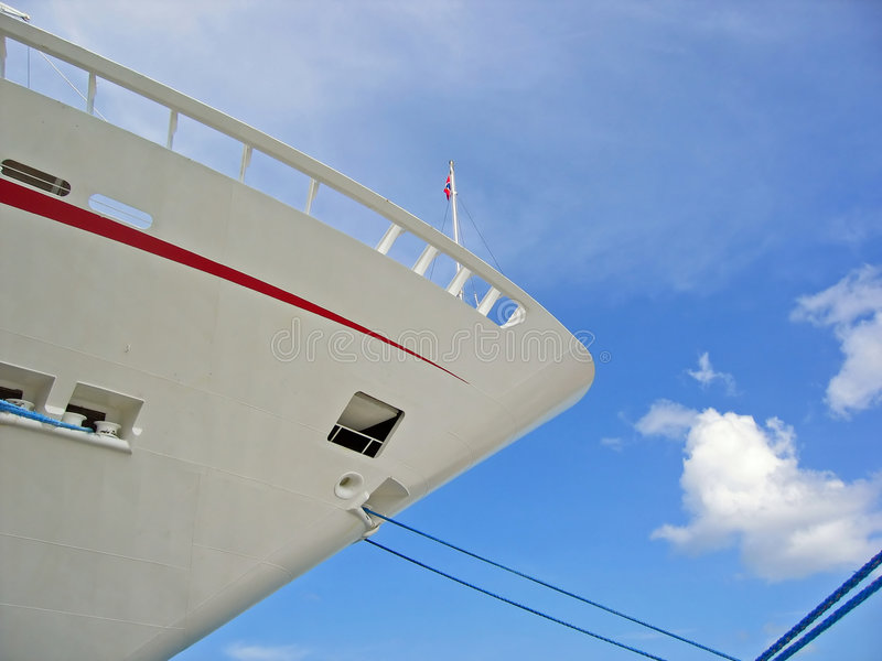 Download Cruise Lines Royalty Free Stock Photo - Image: 398625
