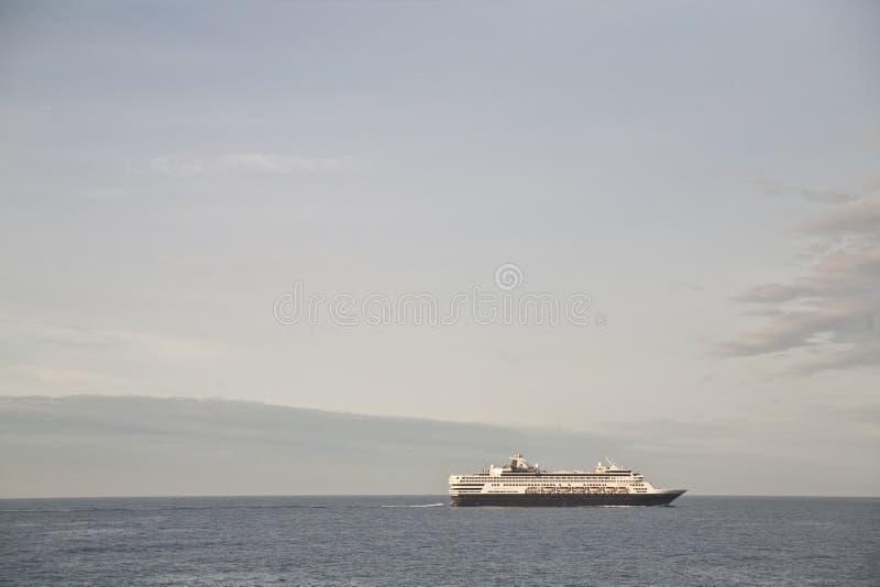 Cruise on the sea