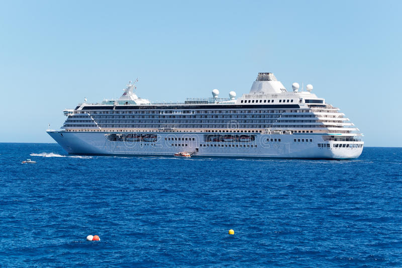 Download Cruise ship stock image. Image of maritime, ocean, people - 13228111