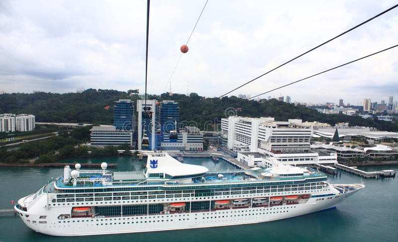 Download Cruise Ship stock photo. Image of holiday, luxurious - 14382152